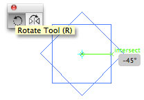 ITC298 AI m2 Rotate Tool in Use