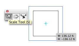 ITC298 AI m2 Scale Tool in Use